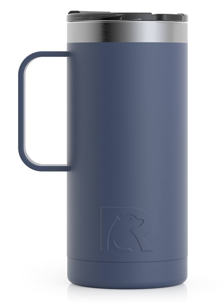 Coffee Cup 16 oz. Freedom Blue Matte - 1250