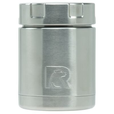 Food Canister 12 oz. Stainless - 635