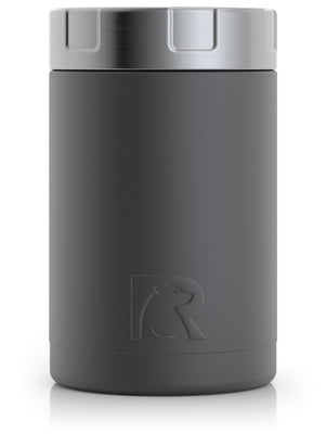 Food Canister 17 oz. Charcoal Matte - 1429